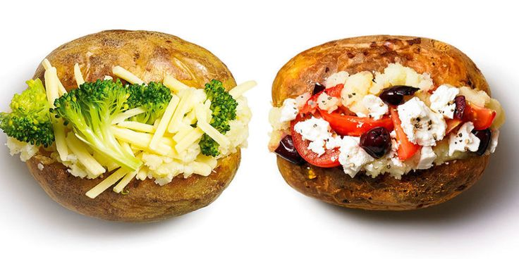 Transform that boring spud into a nutrient-packed power dish