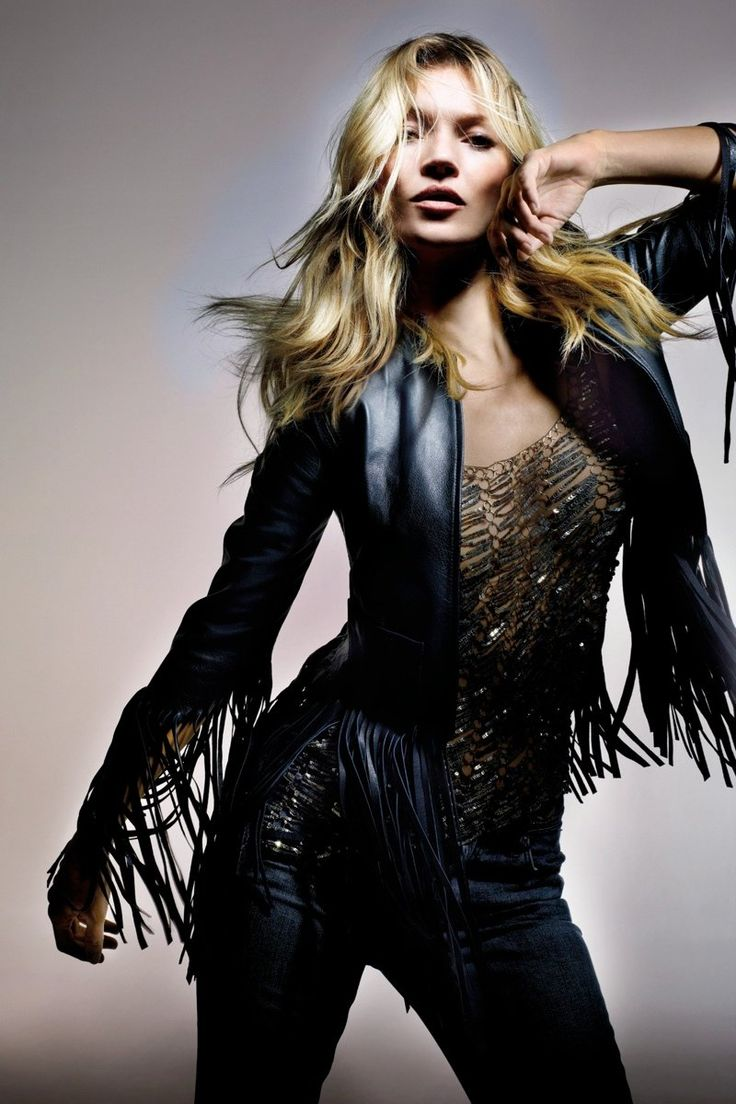 More Photos of the Kate Moss for Topshop Collaboration