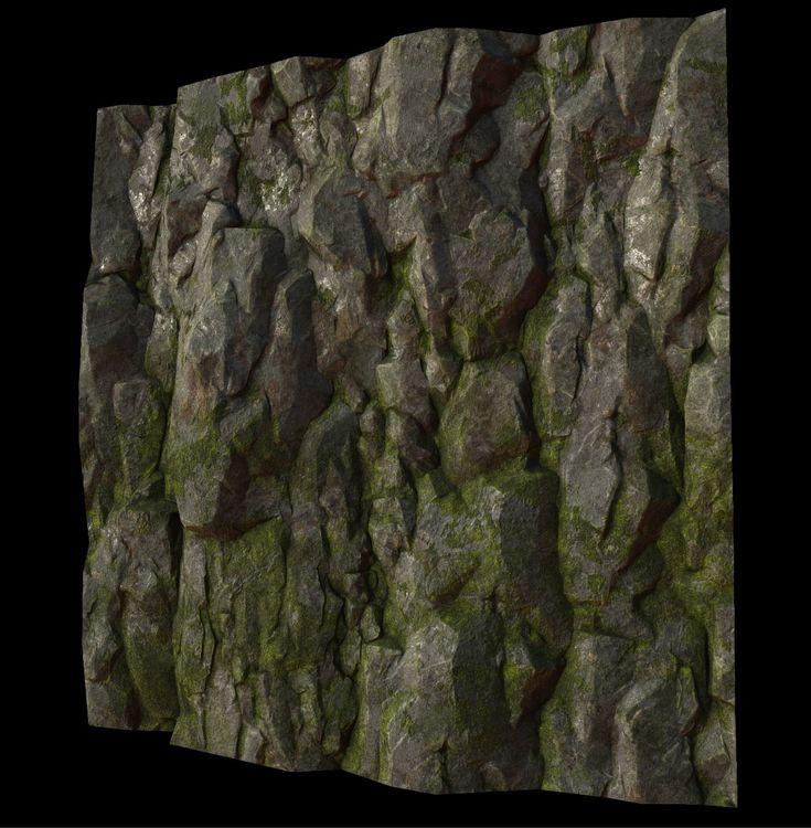 cliff tile