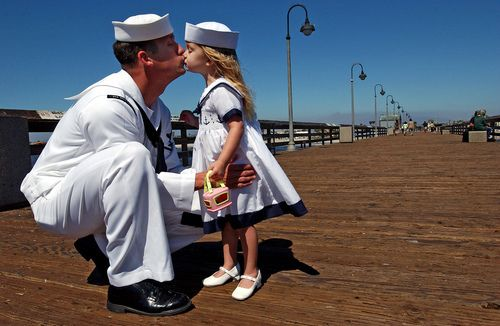 This makes my heart pitter patter...but i definitely DONT want kids while we're in the navy!