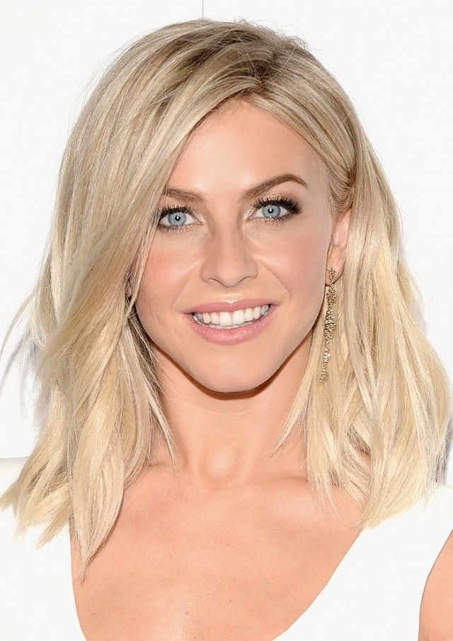 Cool Blonde: Julianne Hough                                                                                                                                                                                 More