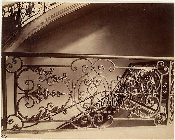 Eugène Atget (French, 1857–1927). 97 Rue du Bac, 1903. The Metropolitan Museum of Art, New York.