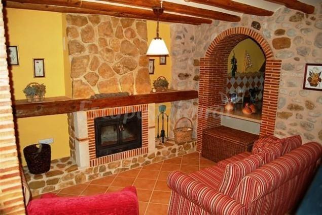 Fotos de La Cirera - Casa rural en Benilloba (Alicante)