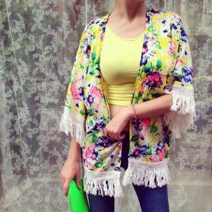 Garden Kimono - Fashionroom.gr