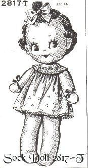 Vintage Toy Pattern 78
