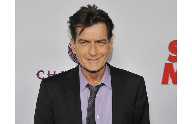Charlie Sheen... REAL NAME IS:  Carlos Irwin Estevez