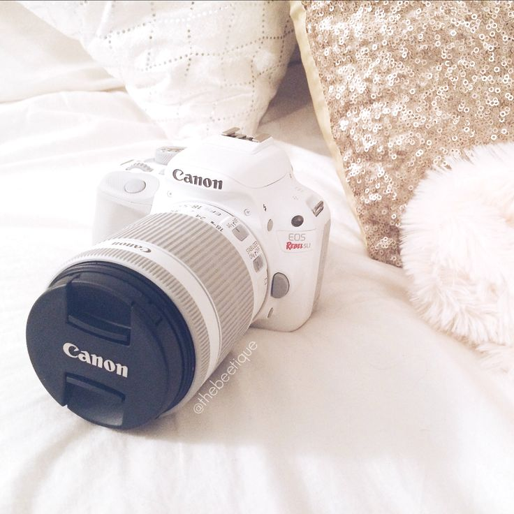 The Beetique: My First [white] DSLR :: Canon EOS Rebel SL1