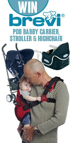 #Win a #Brevi Pod Babby #Carrier, #Stroller