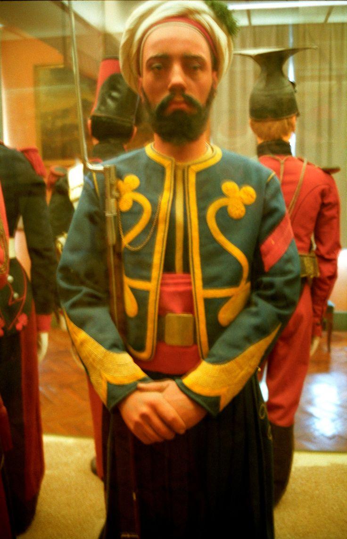 1000 images about uniformes de zouaves on pinterest for Spa uniform france