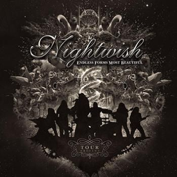 Endless forms most beautiful (Tour Edition) #Nightwish