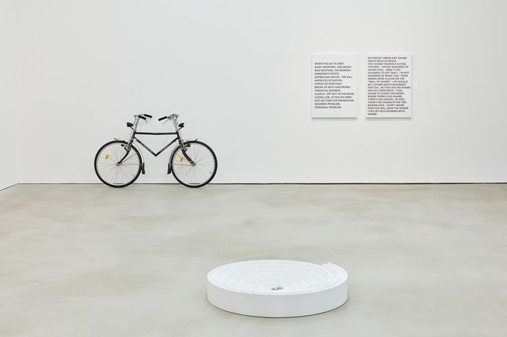 Contemporary art exhibition, Ahn Kyuchul, Words Just for You at Kukje Gallery, Seoul, South Korea