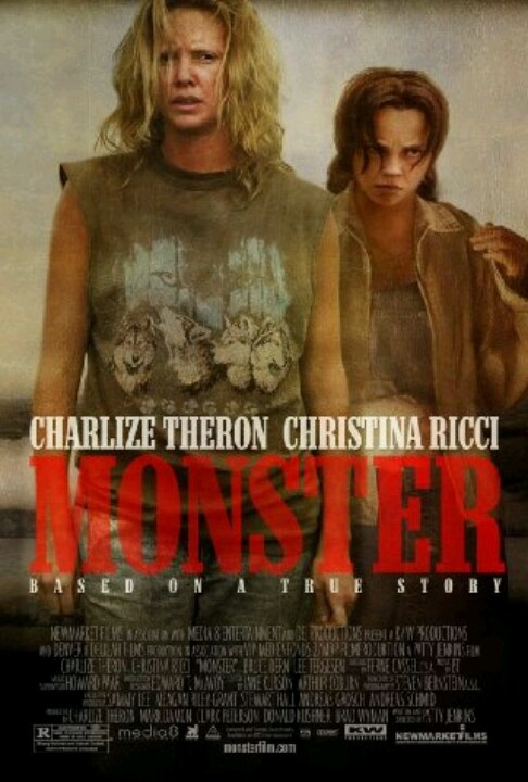 Monster, Based on a True Story about a woman serial killer