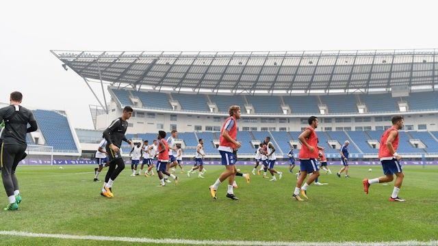 Chelsea fc work begins in Beijing http://ift.tt/2tihlrs