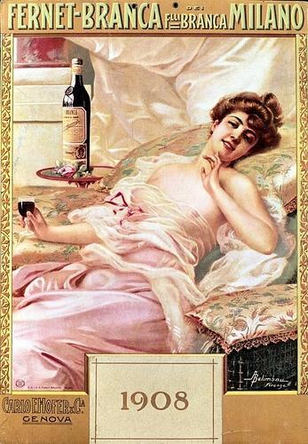 Fernet Branca 1908