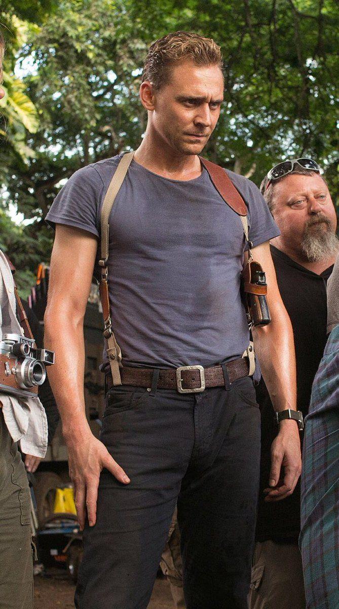 Tom as James Conrad in KSI