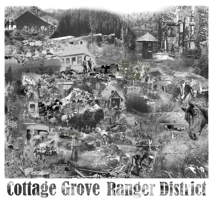 187 best Cottage Grove Oregon Historical images on Pinterest