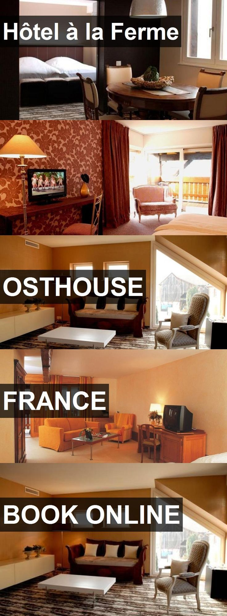 Hotel Hôtel à la Ferme in Osthouse, France. For more information, photos, reviews and best prices please follow the link. #France #Osthouse #HôtelàlaFerme #hotel #travel #vacation