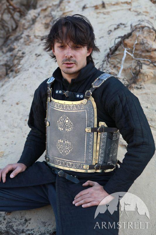 """Corazza medievale in stile orientale """"Principe d'Oriente"""""""