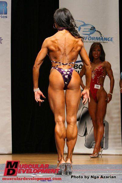 Tanya Merryman (confirmed:2009 IFBB California State Pro Figure Championship)