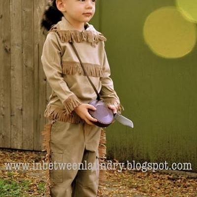 Thirty Minute Costume - Davy Crockett