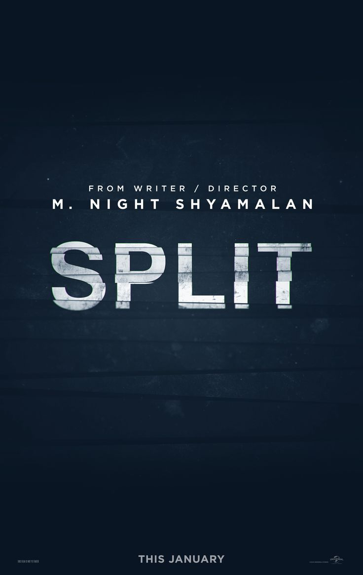 Check out the new movie trailer & images for the new SPLIT movie by M. Night Shyamalan coming to theaters on January 20, 2017. #SPLITMOVIE