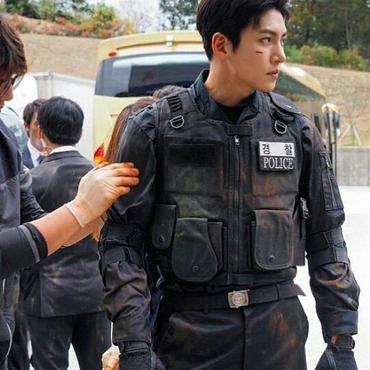 "2016.11.07 Ji Chang Wook ""THE K2"" . #jichangwook #EmpressKi #Healer #Mr_Right"