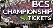 BCS National Championship Tickets