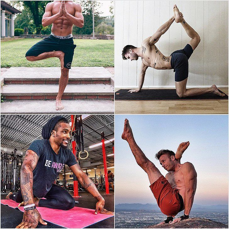 187 Best Yogi Poses Men Looking Great On And Off The Mat