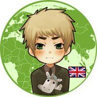 Chibi Anime Gallery: Hetalia Axis Powers Chibi Button - European Countries