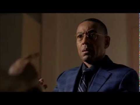 Breaking Bad: Gus and Hector's final scene - YouTube