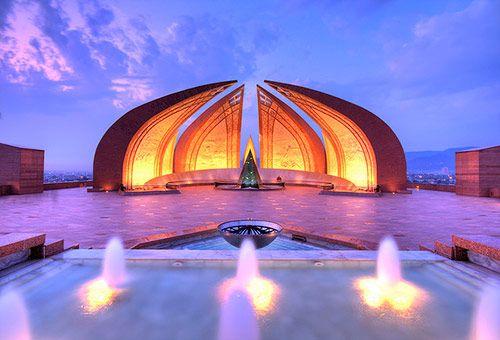 Pakistan Monument, Islamabad Collection ßÿ Ĵűĝŋî's Ĵaŋîa