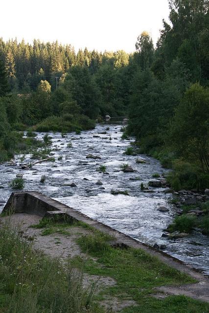 Myllykoski rapids, Nurmijärvi