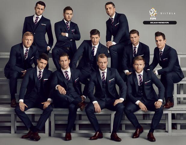 Aktualności » Formalny strój reprezentacji Polski w piłce nożnej w limitowanej sprzedaży marki Vistula - Vistula Group S.A.