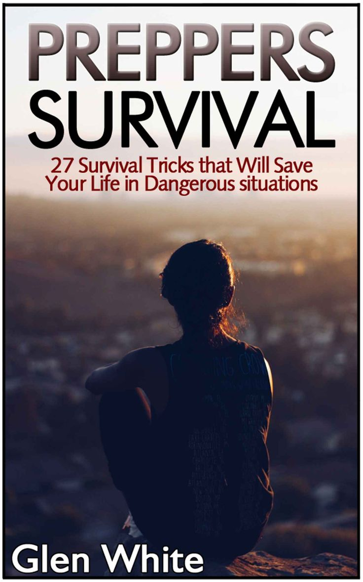 Amazon.com: Preppers Survival: 27 Survival Tricks that Will Save Your Life  in