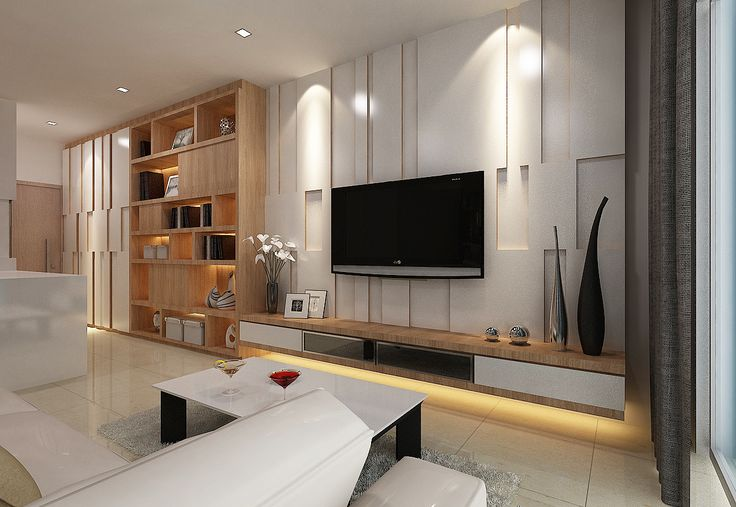 Old space with new experience beauty of residential for Residential living room interior design