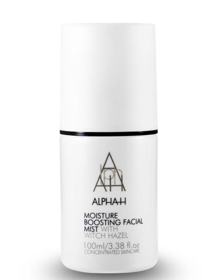 Moisture boosting facial cream, Alpha H, 15,90€ sur ohmycream.com - Les meilleures brumes de soin pour rafraîchir sa peau - Elle