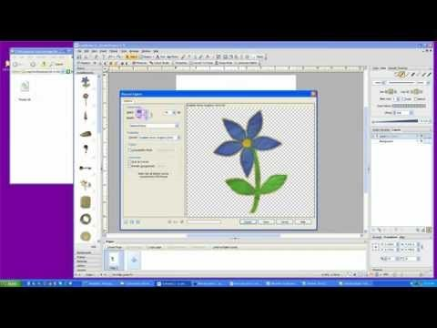 ▶ Converting SVG Files In Scan N Cut Canvas For Use With The Brother Scan N Cut - YouTube