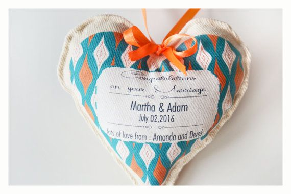 Personalized wedding giftCongratulations on your by Tulito on Etsy