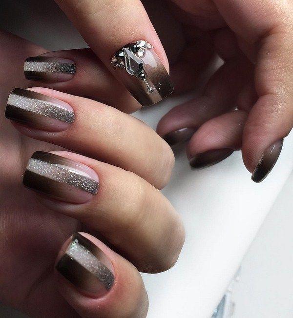 Разные Ногти Дизайн Фото