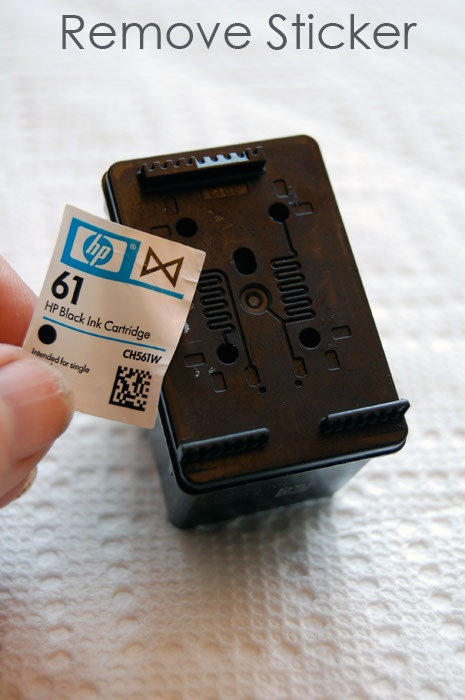 How To Refill Your Printer Cartridges