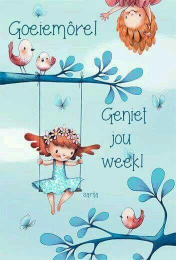 Lekker week!!