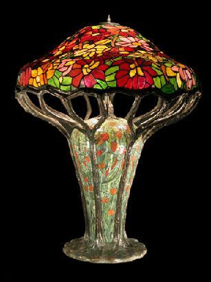 Original Tiffany Lamps | ... Tiffany Lamp (LT2406) - China Tiffany Lamps, Stained Glass Lamps