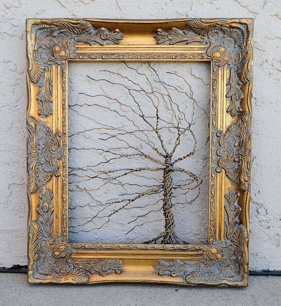 Original Unique Art Object Large Tree Abstract by AmyGiacomelli