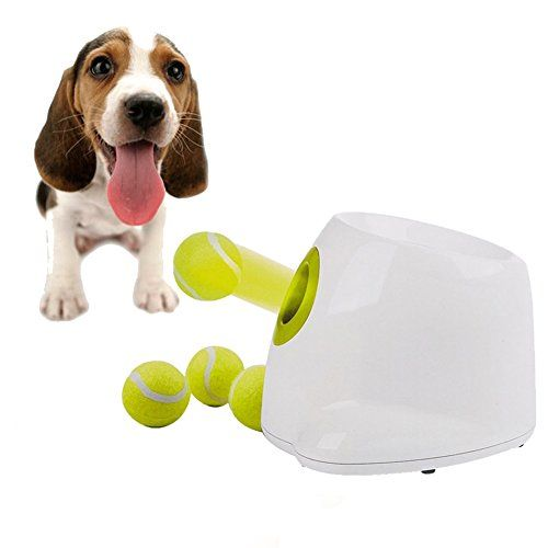 Gounia Interactive Fetching Toys For Dogs Automatic Dog Tennis Ball