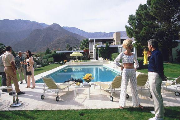 Kaufmann desert house III - Slim Aarons - http://www.yellowkorner.com/ARTISTES/201/: