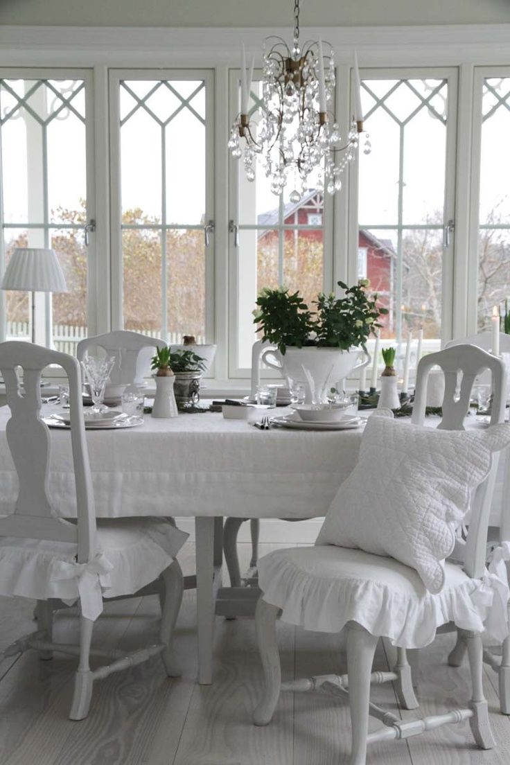 Cottage Dining Room: 17 Best Images About Shabby Chic Dining On Pinterest