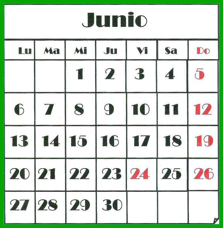 junio 2016