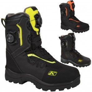 Klim Adrenaline BOA GTX Sled Mens Riding Gear Snowmobile Boots