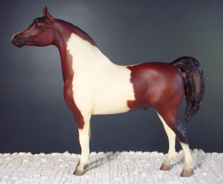 board collect model horses
