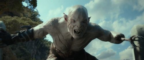 Azog, The White Orc